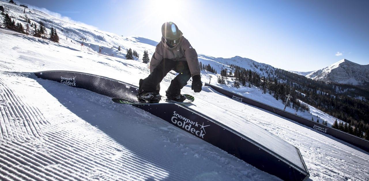 jeugd snowboardkamp short ski