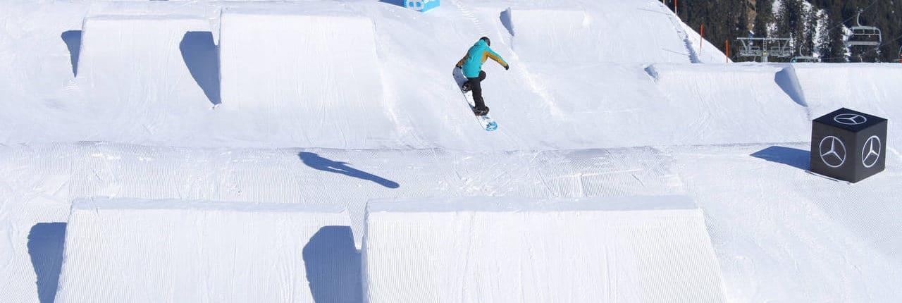 jeugd krokus snowboard