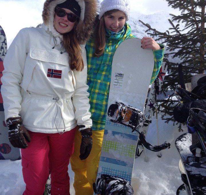 snowboardkamp jongeren