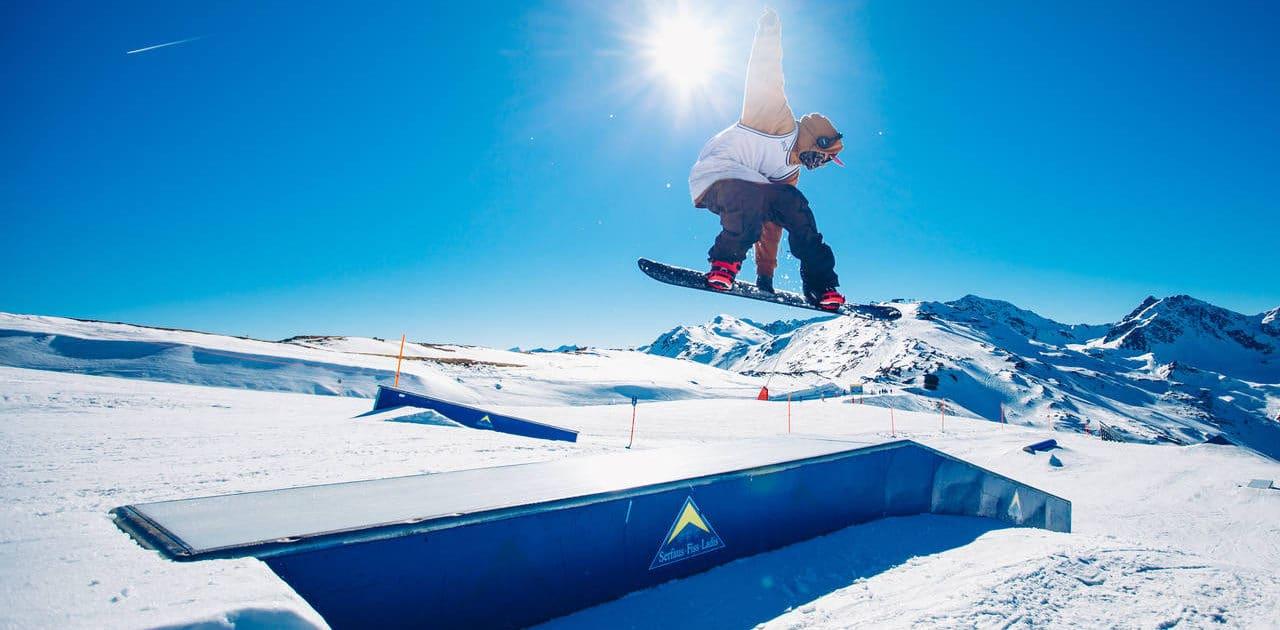 jeugd wintersport