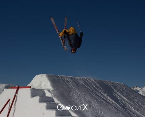 jongeren skivakantie