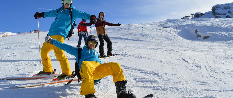 Monitor skivakanties jongeren belgië en nederland
