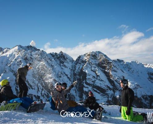 Kwalitatieve jongeren skivakanties van 16-19jaar