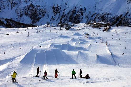 Ski & snowboardvakantie jongeren
