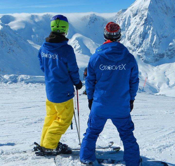 kerst ski jeugdkamp
