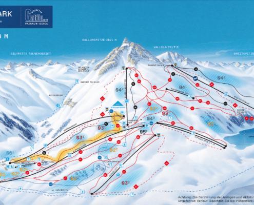 Galtür skigebied jongeren Inschgl
