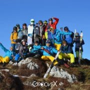 skiën voor jeugd
