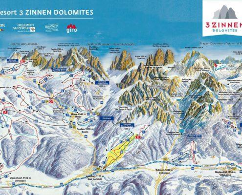 dreizinnen ski jeugd