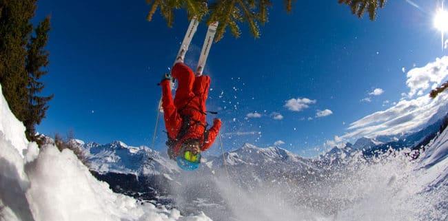paasvakantie ski jeugd
