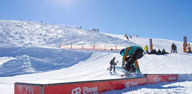 skikamp kerst