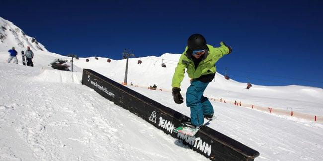 skikamp nieuwjaar