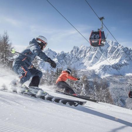 De 3 mooiste skigebieden van de zuidelijke Alpen