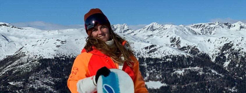 Reisleider-Monitrice skireis