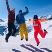krokusvakantie was top met onze jongeren op skivakantie